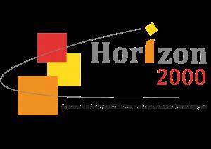 Horizon 2000 logo détouré